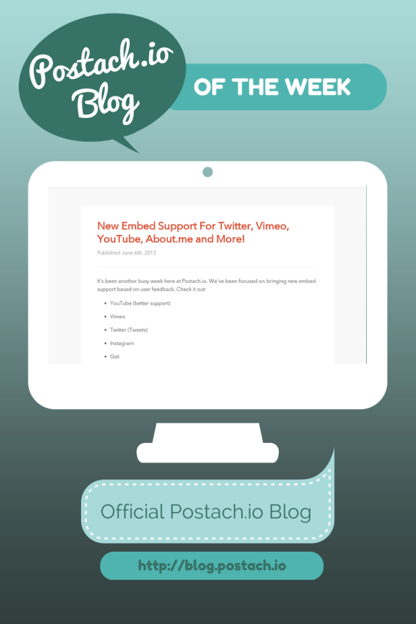 Illustration: Blogging with Evernote: Top 5 Resource Blogs for Postach.io Users / How-to-Tips.info Blog