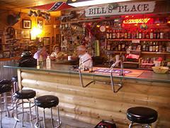Bills Grocery in Little Orleans