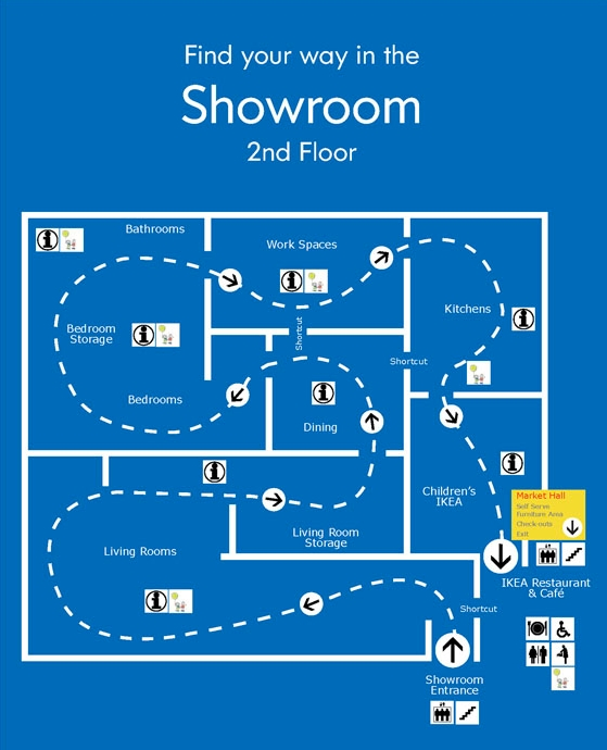 ikea floor design vs call of duty map design vs huizinga - Floor Map Design