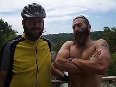 Me and Dan at Great Falls