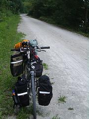My Bike on the GAP