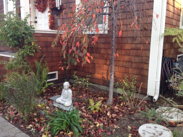 Image: Autumn Buddha #Seasons #Fall (Free Blog Pictures)